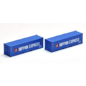 鉄道模型 トミックス Nゲージ 3161 私有 2個入 U46A-30000形コンテナ ブルー 新商品 ギフ_包装 新型 日本通運
