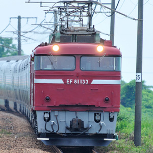 【格安SALEスタート】 [鉄道模型]トミックス (HO) HO-169 (HO) EF81形電気機関車(133号機・北斗星色 HO-169・プレステージモデル), インナー通販エルドシック:73bc1c97 --- canoncity.azurewebsites.net