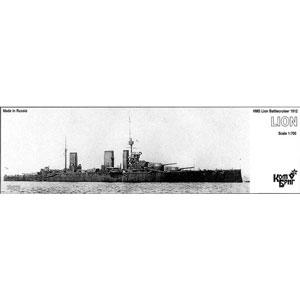 1/700 英巡洋戦艦ライオン・1912【CS70278】 コンブリック