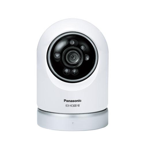 KX-HC600-W パナソニック 屋内スイングカメラ Panasonic スマ@ホームシステム ホームネットワークシステム