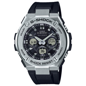 GST-W310-1AJF カシオ 【国内正規品】G-SHOCK(ジーショック) G-STEEL Gショック ソーラー電波時計 メンズタイプ [GSTW3101AJF]【返品種別A】