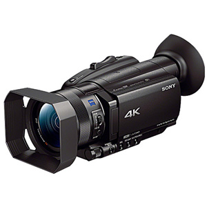 FDR-AX700 ソニー デジタル4Kビデオカメラ「FDR-AX700」