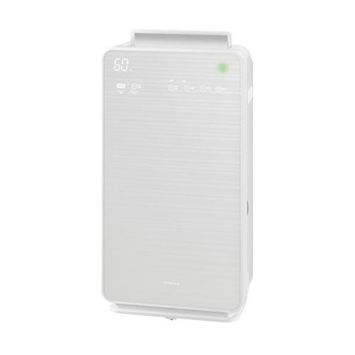 EP-NVG70-W 日立 空気清浄機【加湿機能付】(空清32畳まで/加湿27畳まで パールホワイト) HITACHI ステンレス・クリーン CLEAIR(クリエア)