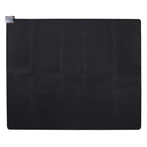 UC-K30K-K ユーイング ホットカーペット(3畳相当 ブラック) 【暖房器具】U・ING
