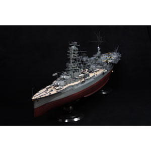 1/350 艦船モデルSPOT 旧日本海軍航空戦艦 伊勢(第六三四航空隊/瑞雲18機付き) フジミ [F 1/350SP イセ]【返品種別B】