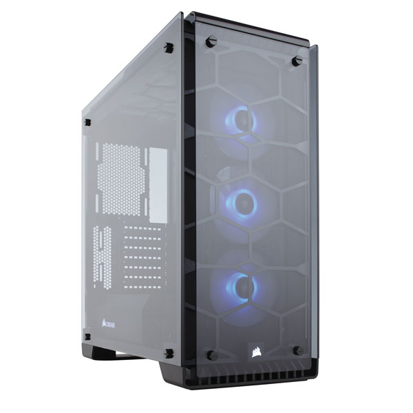 CC-9011098-WW コルセア ミドルタワー型PCケース CORSAIR Crystal 570X RGB