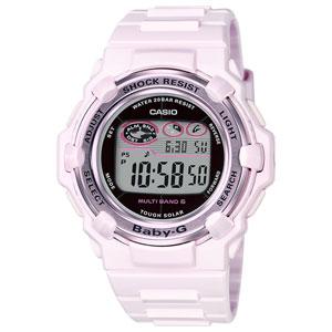 BGR-3003-4JF カシオ 【国内正規品】BABY-G MULTI BAND 6 Pink Bouquet Series ソーラー電波時計 レディースタイプ [BGR30034JF]【返品種別A】