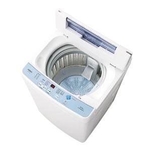 (標準設置料込)AQW-S60F-W アクア 6.0kg 全自動洗濯機 ホワイト AQUA