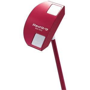 RED9/9 マレット キャスコ Red9/9 RM-002(マレットタイプ) パター 34インチ Kasco