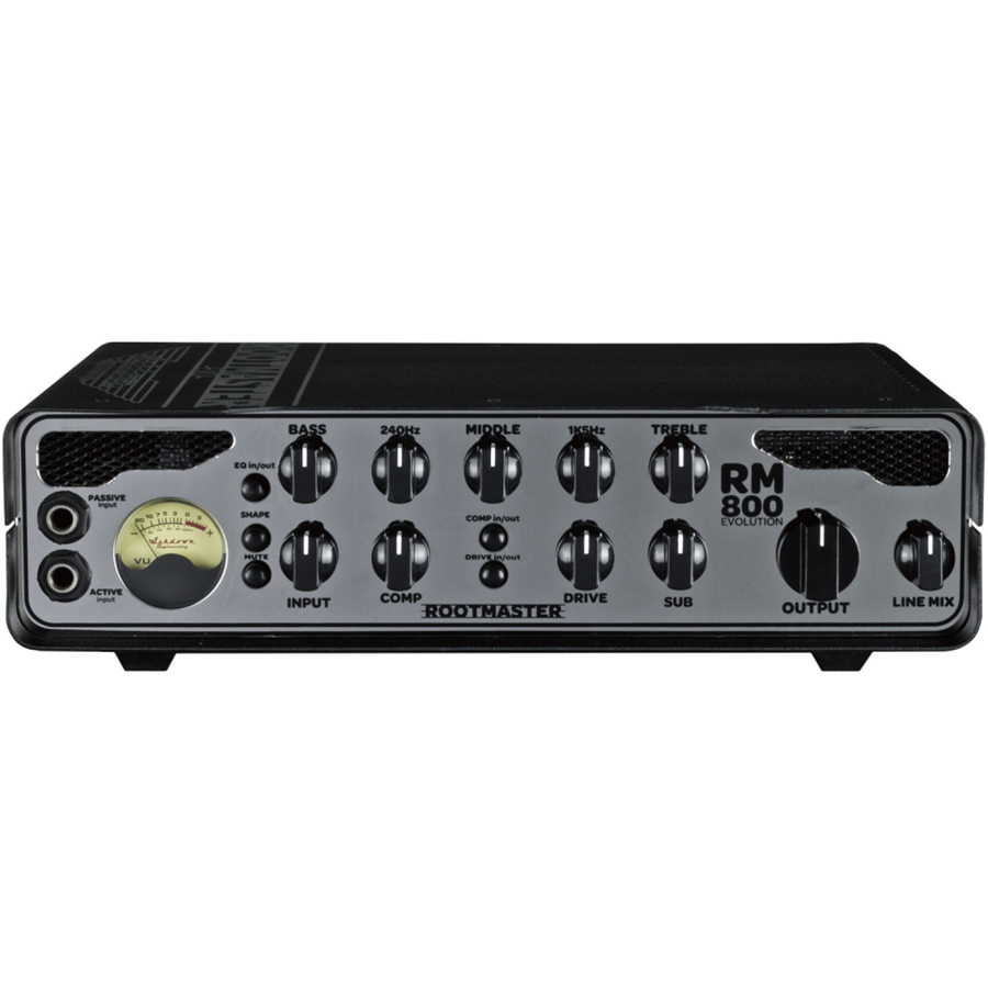 RM-800-EVO アッシュダウン 800Wベースアンプヘッド ASHDOWN