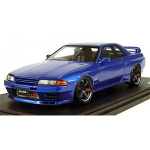 1/43 Nismo R32 GT-R S-tune Blue【IG0925】 ignitionモデル