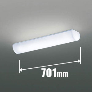 AH42529L コイズミ LEDキッチンライト【要電気工事】 KOIZUMI
