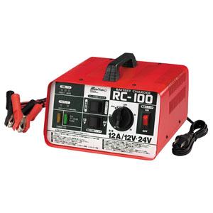 RC-100 大自工業 バッテリー充電器 Meltec