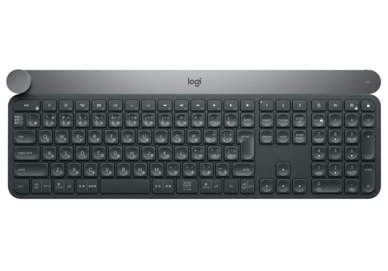 KX1000S ロジクール 2.4GHz/Bluetooth マルチデバイス ワイヤレス キーボード Logicool KX1000s Multi-Device Wireless Keyboard
