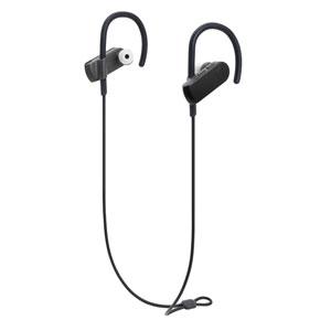 ATH-SPORT50BT BK オーディオテクニカ Bluetooth対応 スポーツワイヤレスイヤホン(グラファイトブラック) audio-technica
