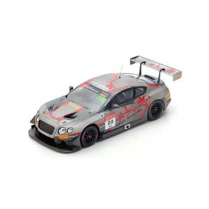 1/18 Bentley Continental GT3 No.09 China GT Championship 2017【18SP050】 スパーク