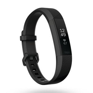 FB408GMBKS-CJK フィットビット ウェアラブル活動量計・睡眠計・心拍計(ブラック/ガンメタル/Sサイズ) Fitbit Alta HR Special Edition ガンメタルシリーズ [FB408GMBKSCJK]【返品種別A】