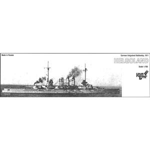 1/700 独弩級戦艦ヘルゴラント Eパーツ付・1911【CS70429】 コンブリック [CS70429 ヘルゴラント 1911]【返品種別B】
