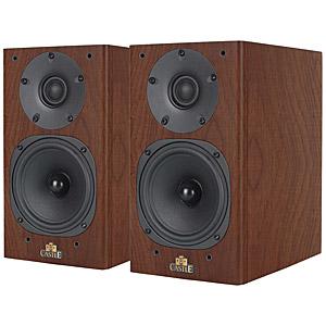 KNIGHT 1 Walnut キャッスル ブックシェルフ型スピーカー (ウォールナット)【ペア】ナイト1 Castle Acoustics