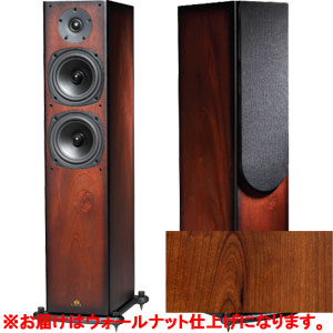 KNIGHT 5 Cherry キャッスル フロア型スピーカー(チェリー)【1本】ナイト5 Castle Acoustics