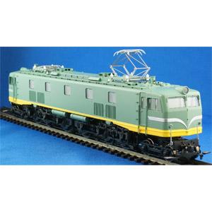 [鉄道模型]トラムウェイ (HO) TW-EF58B 国鉄EF58小窓 青大将