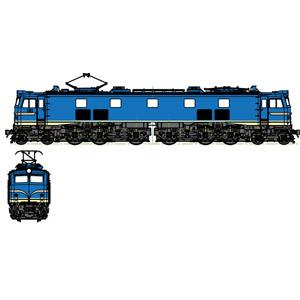 [鉄道模型]トラムウェイ (HO) TW-EF58D 国鉄EF58小窓 ブルトレ色(下回り黒)