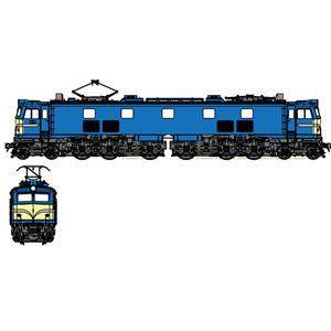 [鉄道模型]トラムウェイ (HO) TW-EF58E TW-EF58E 国鉄EF58小窓 国鉄EF58小窓 (HO) 前面警戒色(新標準色), 松崎町:4d1801f6 --- officewill.xsrv.jp