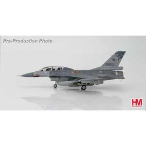 "1/72 F-16B ファイティング・ファルコン""台湾空軍 飛虎隊記念塗装""【HA3832】 ホビーマスター"