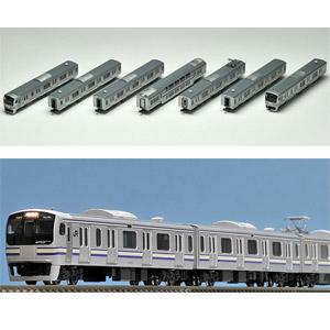 [鉄道模型]トミックス (Nゲージ) 98633 JR E217系近郊電車 (4次車・旧塗装) 基本セットA (7両)