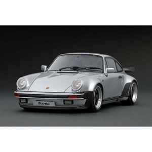 1/18 PORSCHE 911 (930) Turbo Silver【IG0949】 ignitionモデル