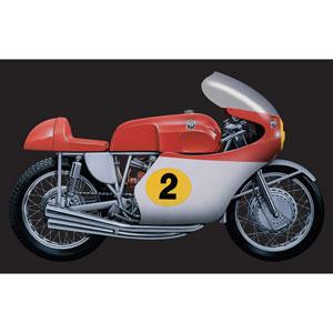 【再生産】1/9 バイク MVアグスタ 500cc 4気筒 1964【IT4630】 イタレリ