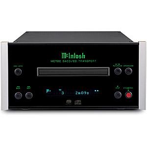 MCT80 マッキントッシュ SACD/CD トランスポート McIntosh