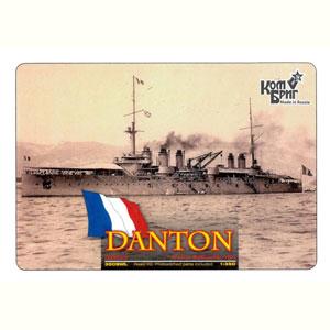 1/350 仏戦艦ダントン・1911【CS35009】 コンブリック