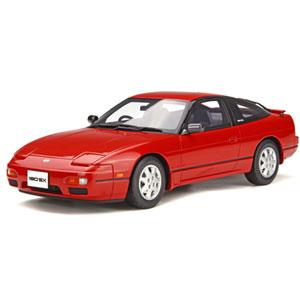 1/18 日産 180SX(レッド)【OTM243】 OttOmobile