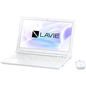 PC-NS710JAW-J NEC 15.6型 ノートパソコン 【Joshin オリジナル】LAVIE Note Standard NS710/JAW-J エクストラホワイト(Office Home&Business Premium プラス Office 365)