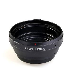 HB-4/3 KIPON KIPON マウントアダプター HB-4/3 (ボディ側:フォーサーズ/レンズ側:八ッセルブラッドV)
