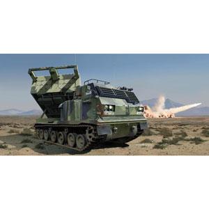 1/35 アメリカ陸軍 M270/A1 MLRS 多連装ロケットシステム【01049】 トランペッター