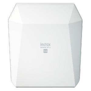 "INSTAXSHARESP-3WHITE 富士フイルム ""スマホdeチェキ"" 「instax SHARE SP-3」(ホワイト)"