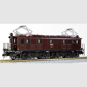 [鉄道模型]ワールド工芸 (HO) 16番 国鉄 ED16 1号機 電気機関車 塗装済完成品【特別企画品】