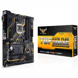 TUF Z370-PLUS GAMING エイスース ATX対応マザーボード
