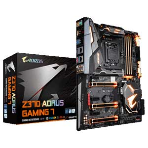 Z370-AORUS-GAMING7 GIGABYTE ATX対応マザーボード Z370 AORUS Gaming 7