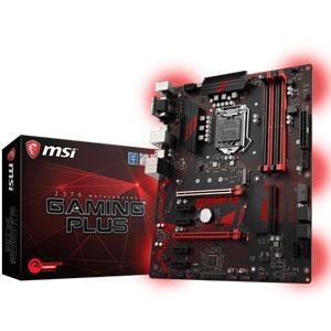 Z370 GAMING PLUS MSI ATX対応マザーボード