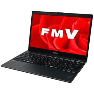 FMVU75B3B 富士通 13.3型ノートパソコン FMV LIFEBOOK UH75/B3 ピクトブラック