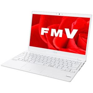 FMVU55B3W 富士通 13.3型ノートパソコン FMV LIFEBOOK UH55/B3 アーバンホワイト