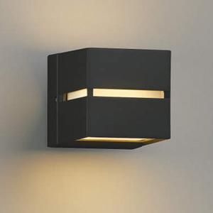 【エントリーでP5倍 8/9 1:59迄】AU35035L コイズミ LEDブラケットライト(黒色)【要電気工事】 KOIZUMI