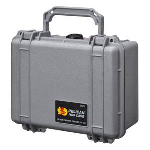 1150HKSV ペリカン PELICAN(ペリカン)1150HK 小型防水ハードケース(シルバー)