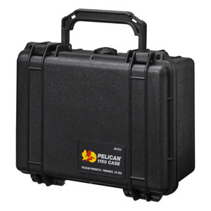 1150HKBK ペリカン PELICAN(ペリカン)1150HK 小型防水ハードケース(ブラック)