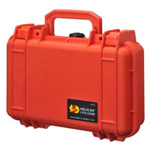 1170HKOR ペリカン PELICAN(ペリカン)1170HK 小型防水ハードケース(オレンジ)