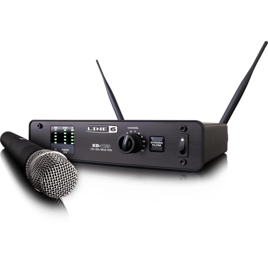 XD-V55 ラインシックス デジタル・マイク・ワイヤレス・システム LINE6