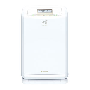 MCZ70U-W ダイキン 除加湿空気清浄機(空清31畳まで/加湿18畳まで/除湿20畳まで ホワイト) DAIKIN 除加湿ストリーマ空気清浄機 クリアフォースZ